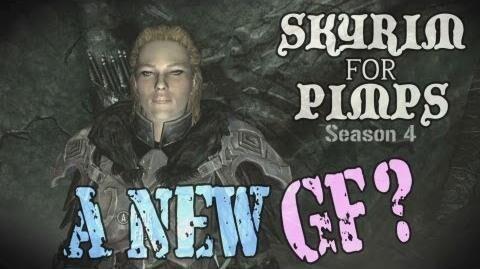 Skyrim For Pimps - A New Girlfriend? (S4E09) Dragonborn Walkthrough-0