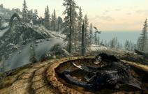 Serpentine Dragon at Mound