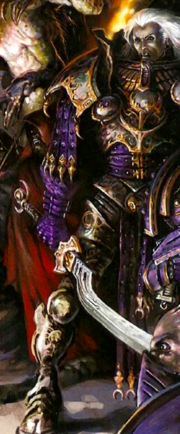 Fulgrim the Deamon Primarch