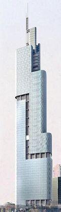 Nanjing Greenland Financial Complex