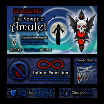 Product vampireamuletinfinity