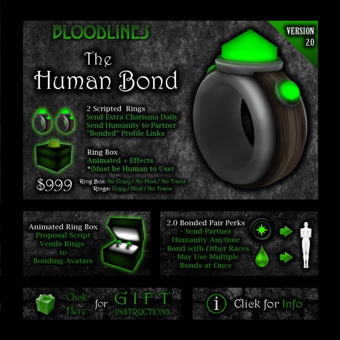 The Human Bond | SL Bloodlines Wiki | FANDOM powered by Wikia