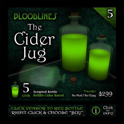Product ciderjug