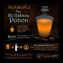 Product wolfsbane