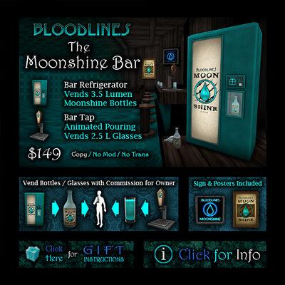 Product moonshinebar
