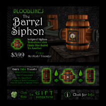 Product cidersiphon