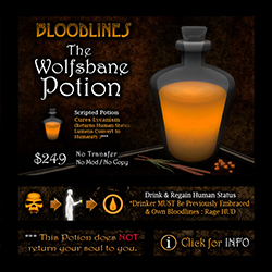 Product wolfsbane-