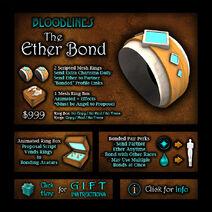 Product bondether