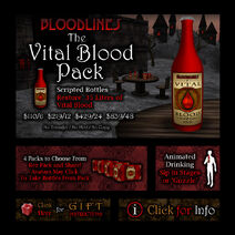 Product bloodpack