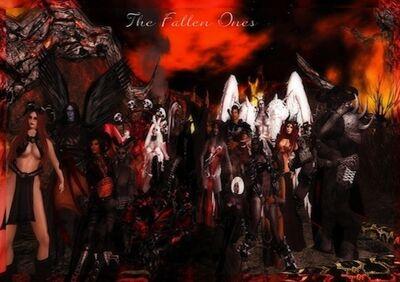 Morag Macintyre The Fallen Ones
