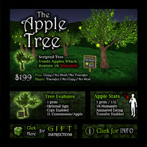 Product appletree