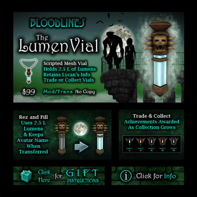 Product lumenvial