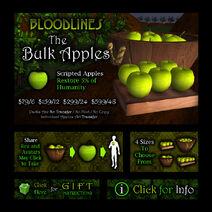 Product bulkapples