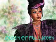 Queen of full moon