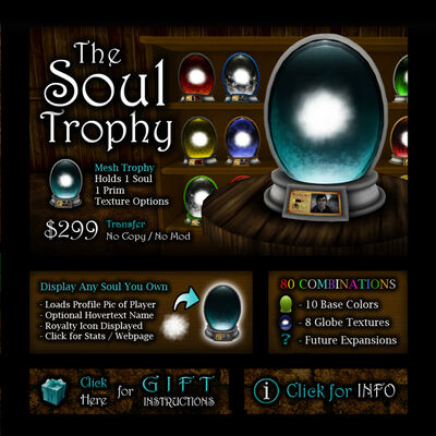 Product soultrophy