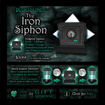Product ironsiphon