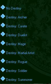 DestinyList