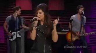 Ashley Tisdale - It's Alright, It's OK (Live)