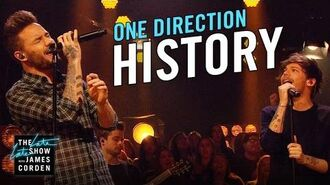 One Direction - History (Acoustic)