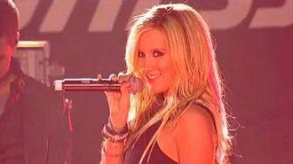 Ashley Tisdale - Crank It Up (Live)