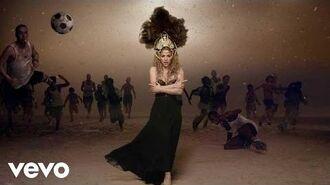Shakira - La La La (Brazil 2014) ft