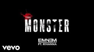 Eminem - The Monster (Audio) ft