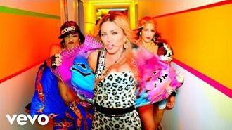 Madonna - Bitch I'm Madonna ft