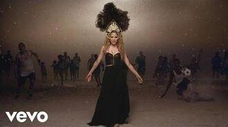 Shakira - La La La (Brasil 2014) (Spanish Version) ft