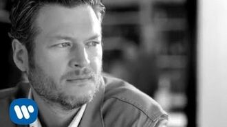 Blake Shelton - Came Here To Forget