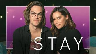 Ashley Tisdale - Stay ft