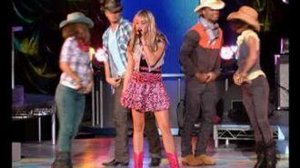 Hannah Montana - Let's Chill (Ice Cream Freeze)