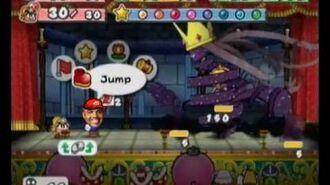 Paper Barkley - The Thousand Song Slam (Quad City DJ's vs Paper Mario 2)