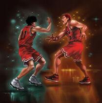 Slam dunk by lun2004-d478580