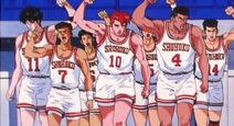 Slam dunk shohoku home