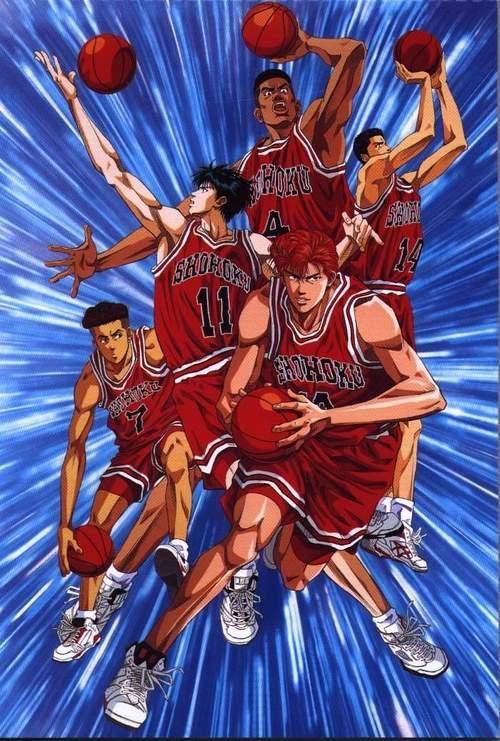 Shohoku High School Basketball Team