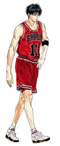 Rukawa Kaede - Slam Dunk - Zerochan Anime Image Board