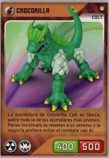Crocorilla