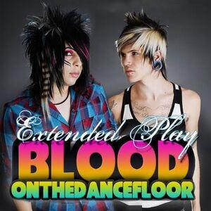 ExtendedPlayBloodOnTheDanceFloor