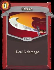 Strike R