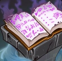 Event - Cursed Tome