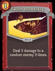 SwordBoomerang