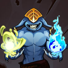 Event - The Cleric