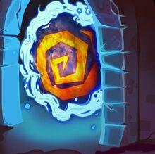 Event - Secret Portal
