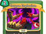 Corpse Explosion
