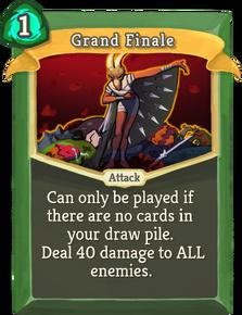 R grand-finale