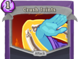 Crush Joints