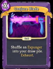 ConjureBlade