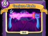 Conjure Blade