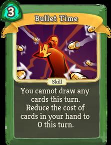 R bullet-time