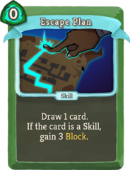 R escape-plan